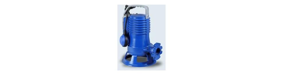 Pompa GR BLUE PRO Zenit cu tocator